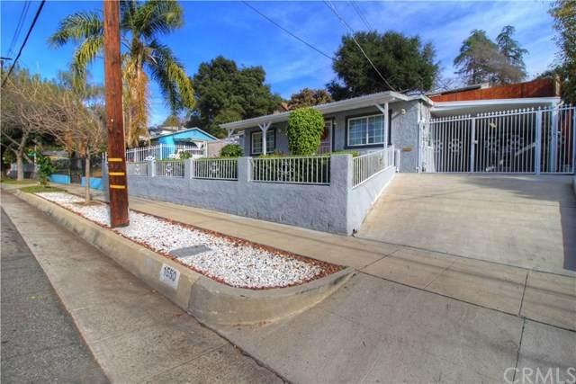 1550 Glen Avenue, Pasadena, CA 91103 (#AR21010236) :: Team Tami