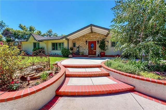 5827 Kentland Avenue, Woodland Hills, CA 91367 (#SR21011422) :: Bob Kelly Team