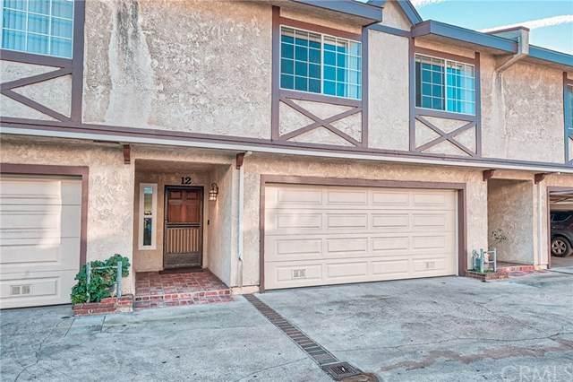 13921 Kornblum Avenue #12, Hawthorne, CA 90250 (#IV21012278) :: Frank Kenny Real Estate Team
