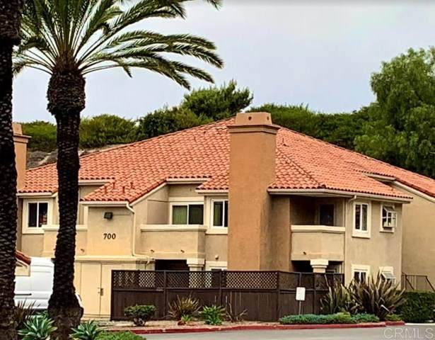 700 Sea Cliff Way #707, Oceanside, CA 92056 (#NDP2100639) :: Re/Max Top Producers