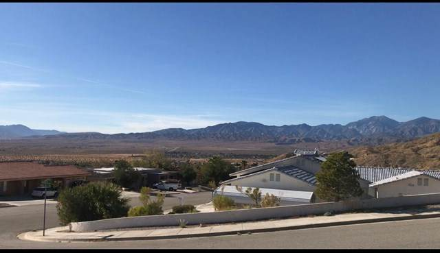 0 Rayo Del Sol, Desert Hot Springs, CA 92240 (#219055936PS) :: Realty ONE Group Empire