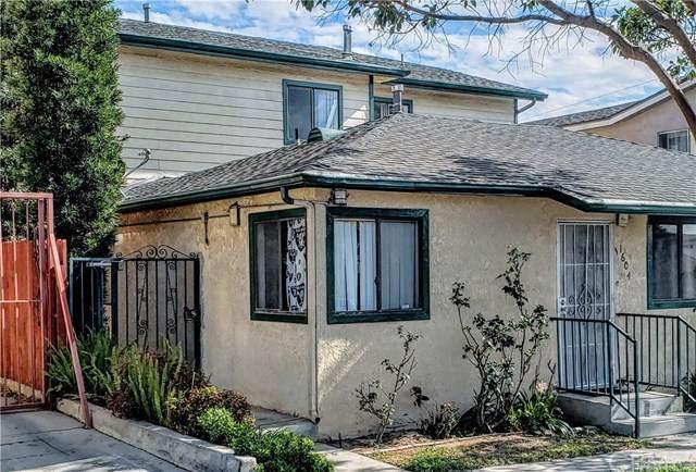 1604 Orizaba Avenue, Long Beach, CA 90804 (#PW21011457) :: The Bhagat Group