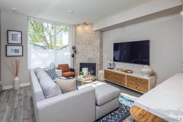 1240 India Street #100, San Diego, CA 92101 (#210001544) :: Blake Cory Home Selling Team