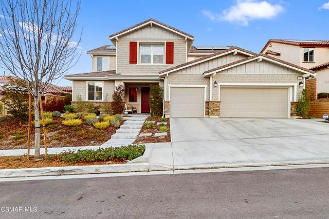 302 Talbert Avenue, Simi Valley, CA 93065 (#221000285) :: Bob Kelly Team