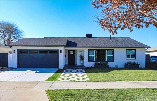 466 N Pine Street, Orange, CA 92866 (#PW21012260) :: Zember Realty Group