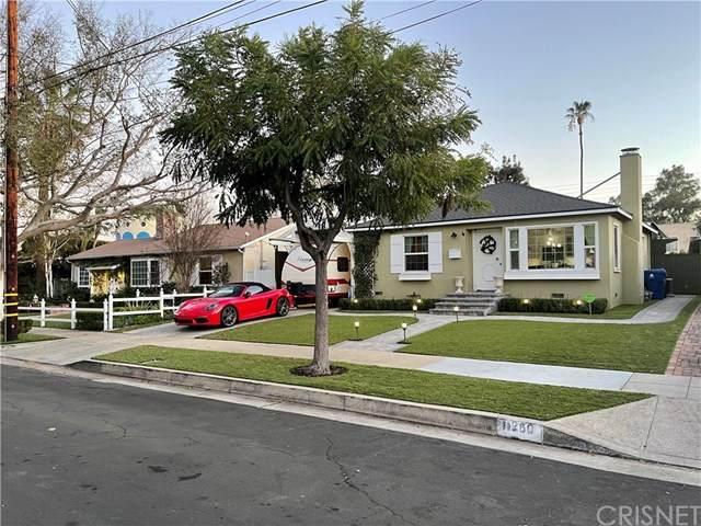 11250 Rye Street, Studio City, CA 91602 (#SR21012340) :: Bob Kelly Team