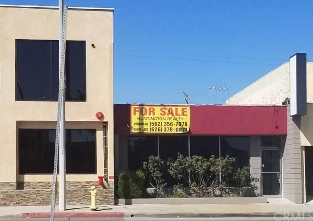 3536 W Beverly Boulevard, Montebello, CA 90640 (#WS21012415) :: Bob Kelly Team