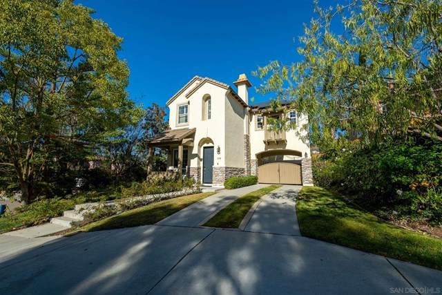 1174 Calistoga Way, San Marcos, CA 92078 (#210001558) :: Massa & Associates Real Estate Group | Compass