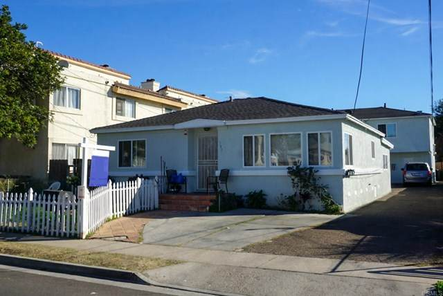 382-84 Vance Street, Chula Vista, CA 91910 (#PTP2100400) :: American Real Estate List & Sell
