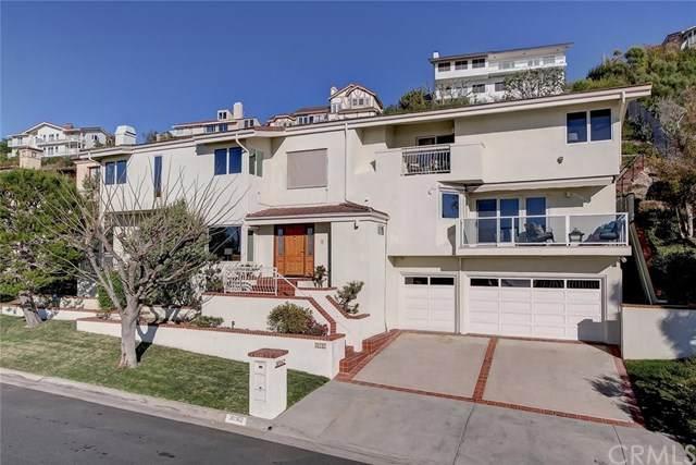 30162 Cartier Drive, Rancho Palos Verdes, CA 90275 (#SB21011539) :: The Bhagat Group