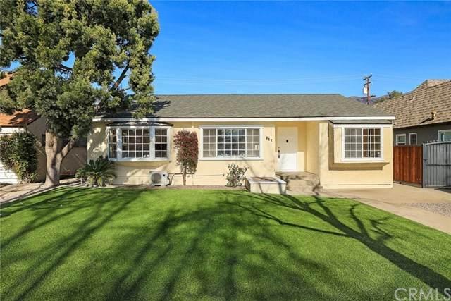 217 Laurel Avenue, Arcadia, CA 91006 (#WS21011024) :: Bob Kelly Team