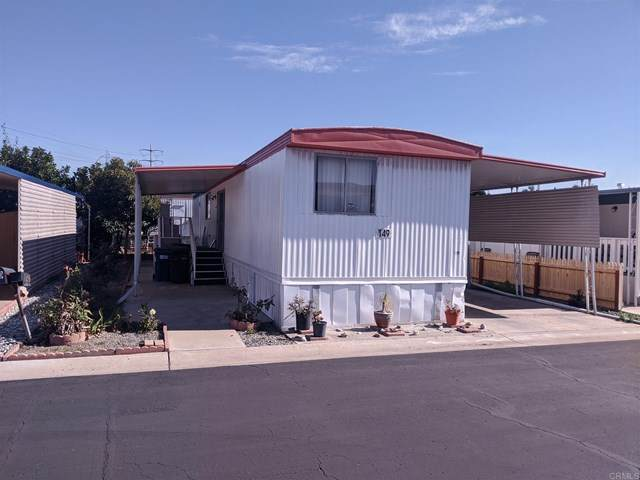 521 Orange Avenue #149, Chula Vista, CA 91911 (#PTP2100403) :: Steele Canyon Realty