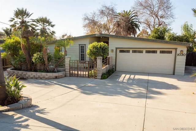 1030 Vale View Dr, Vista, CA 92081 (#210001566) :: American Real Estate List & Sell