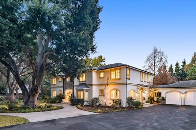 242 Oak Grove Avenue, Atherton, CA 94027 (#ML81826411) :: The Veléz Team