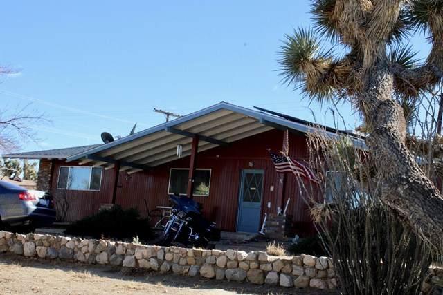 56865 Ivanhoe Drive, Yucca Valley, CA 92284 (#219055943DA) :: The Veléz Team