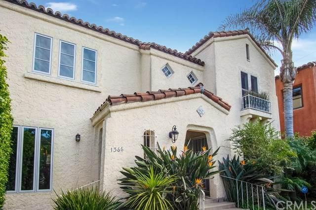 1366 Masselin Avenue, Los Angeles (City), CA 90019 (#PW21010682) :: The Veléz Team
