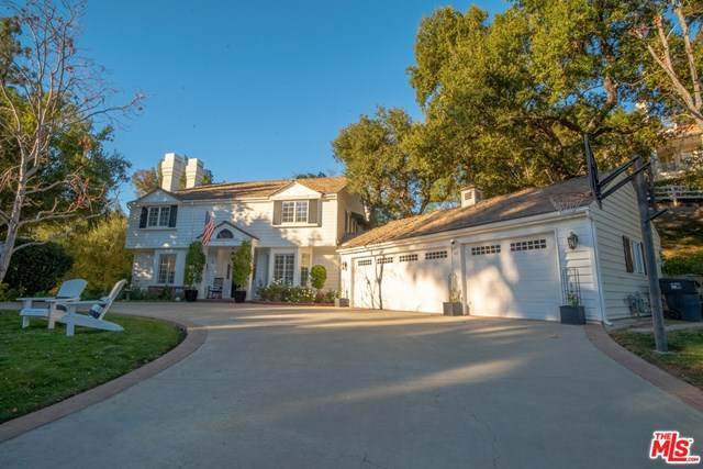 10 Hackamore Lane, Bell Canyon, CA 91307 (#21681974) :: RE/MAX Masters