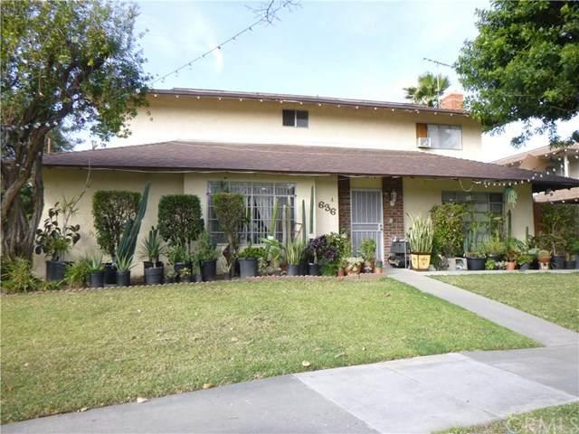 636 S Cypress Street, Orange, CA 92866 (#PW21012564) :: The Veléz Team