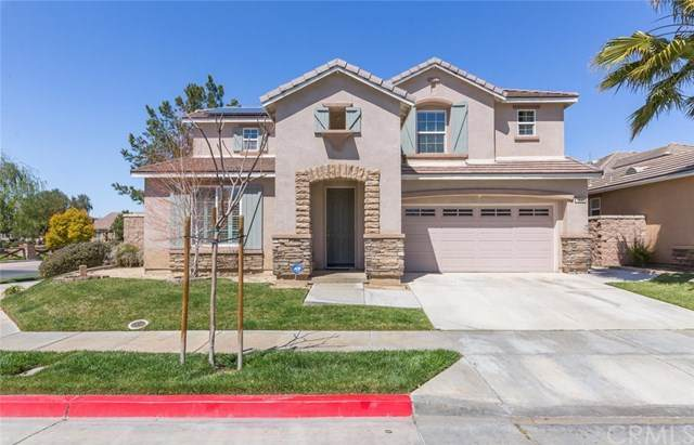 1640 Red Clover Lane, Hemet, CA 92545 (#SW21011973) :: The Veléz Team