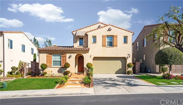 16697 Tourmaline Street, Chino Hills, CA 91709 (#PW21011470) :: The Alvarado Brothers