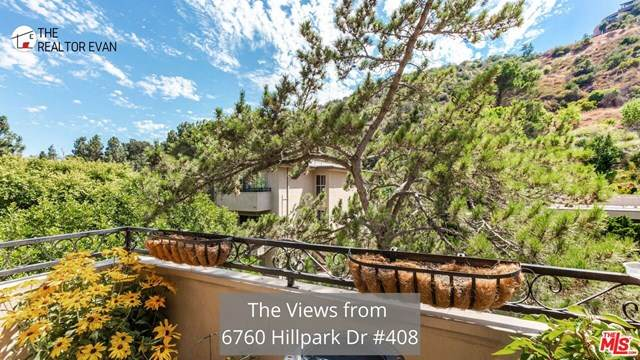 6760 Hillpark Drive #408, Los Angeles (City), CA 90068 (#21676778) :: Legacy 15 Real Estate Brokers