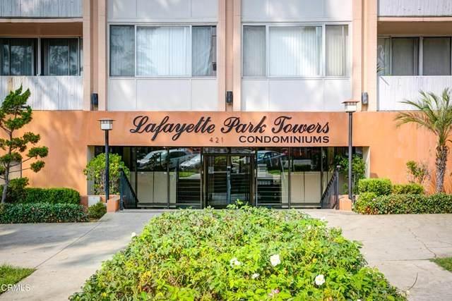 421 S La Fayette Park Place #427, Los Angeles (City), CA 90057 (#P1-2971) :: EXIT Alliance Realty
