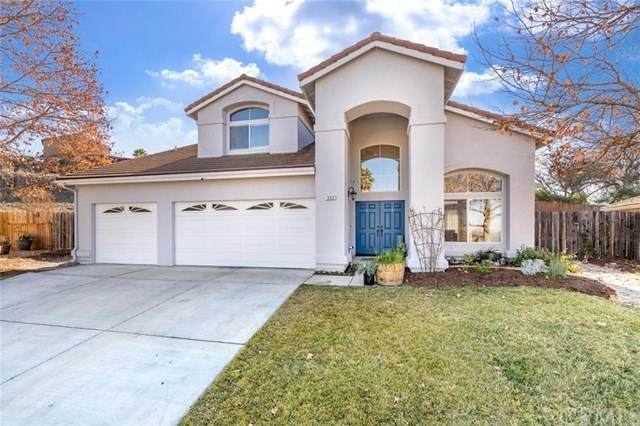 352 Mary Anne Court, Paso Robles, CA 93446 (#NS21012661) :: The DeBonis Team