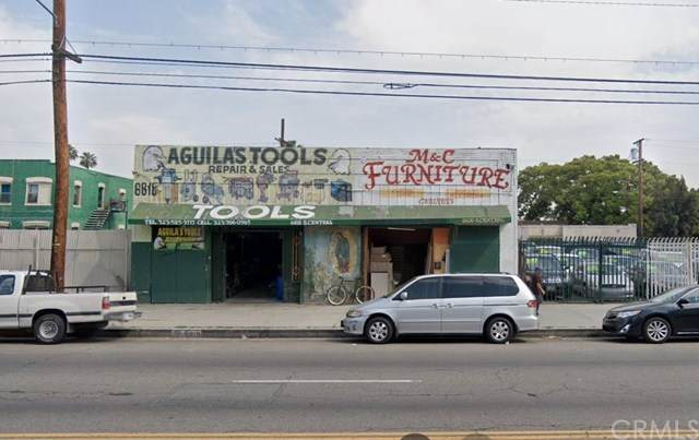 6816 S Central Avenue, Los Angeles (City), CA 90001 (#PW21012699) :: Zember Realty Group