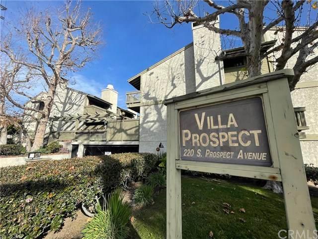 220 S Prospect Avenue #4, Redondo Beach, CA 90277 (#SB21012243) :: The Bhagat Group