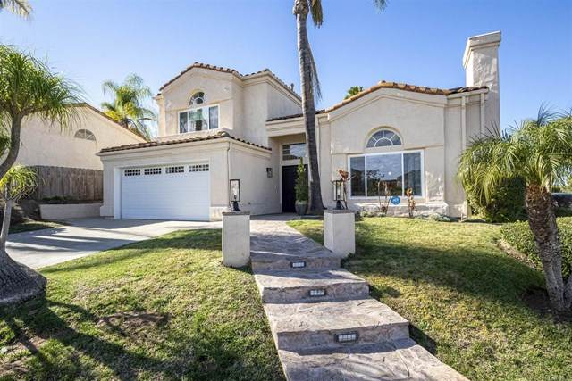 1659 Lisbon Place, Escondido, CA 92029 (#NDP2100662) :: American Real Estate List & Sell