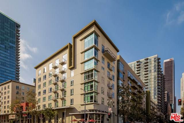 645 W 9TH Street #333, Los Angeles (City), CA 90015 (#21682808) :: Zember Realty Group