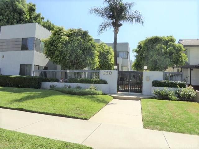 360 S Los Robles Avenue #6, Pasadena, CA 91101 (#WS21012714) :: The Parsons Team