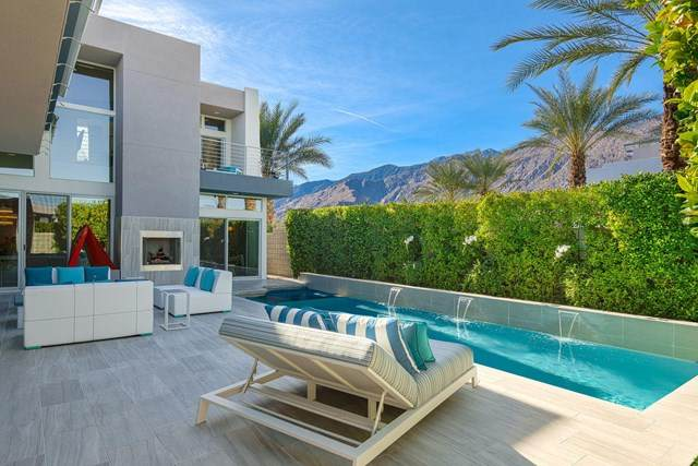 1049 Ziel Drive, Palm Springs, CA 92262 (#219055970PS) :: American Real Estate List & Sell