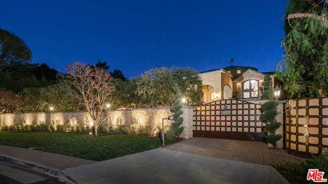 14060 Valley Vista Boulevard, Sherman Oaks, CA 91423 (#21680112) :: Team Tami