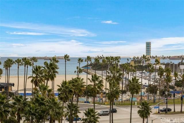 700 E Ocean Boulevard #908, Long Beach, CA 90802 (#PW21012867) :: The Bhagat Group
