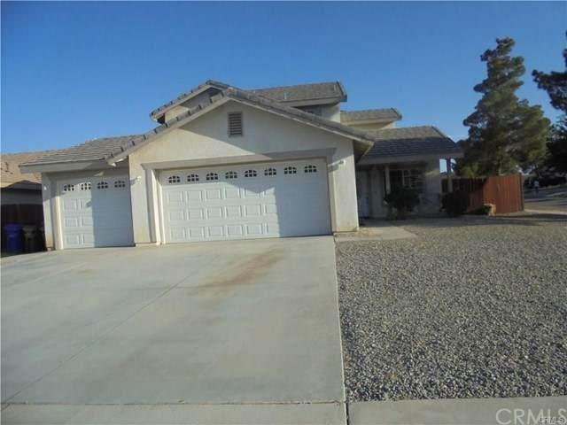 10805 Dove Lane, Adelanto, CA 92301 (#PW21013003) :: Realty ONE Group Empire