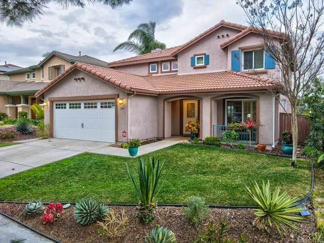 1351 Silver Springs Dr, Chula Vista, CA 91915 (#PTP2100415) :: Steele Canyon Realty