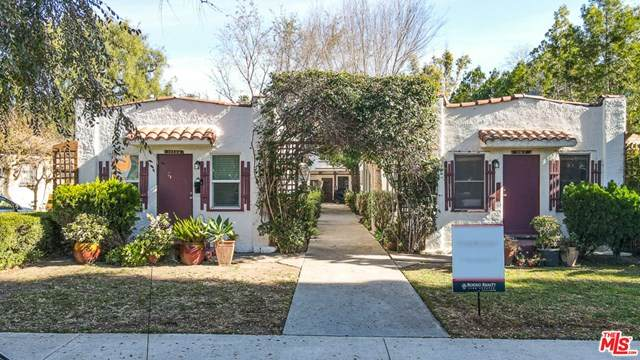 3330 Caroline Avenue, Culver City, CA 90232 (#21681960) :: Team Forss Realty Group