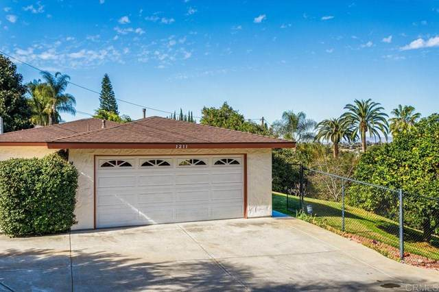 1211 Eucalyptus Ave, Vista, CA 92084 (#NDP2100677) :: RE/MAX Masters