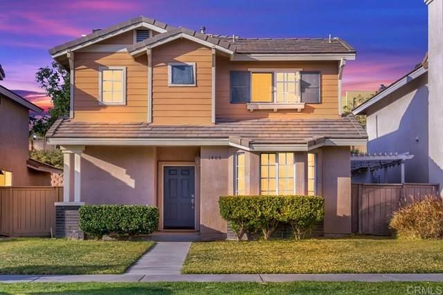 1405 Fieldbrook St, Chula Vista, CA 91913 (#PTP2100420) :: Bob Kelly Team