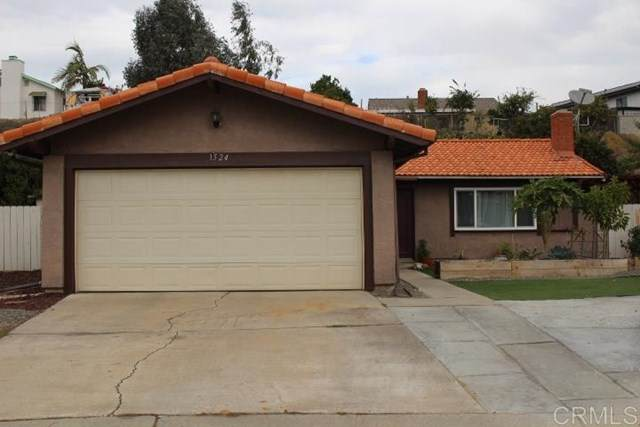 1524 Petal Court, San Diego, CA 92114 (#PTP2100422) :: The Results Group