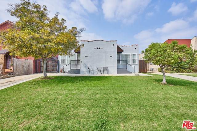 1149 S Hudson Avenue, Los Angeles (City), CA 90019 (#21682954) :: Realty ONE Group Empire