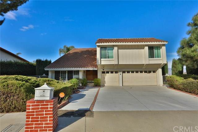 4225 Rimview Drive, Whittier, CA 90601 (#PW21013056) :: Realty ONE Group Empire