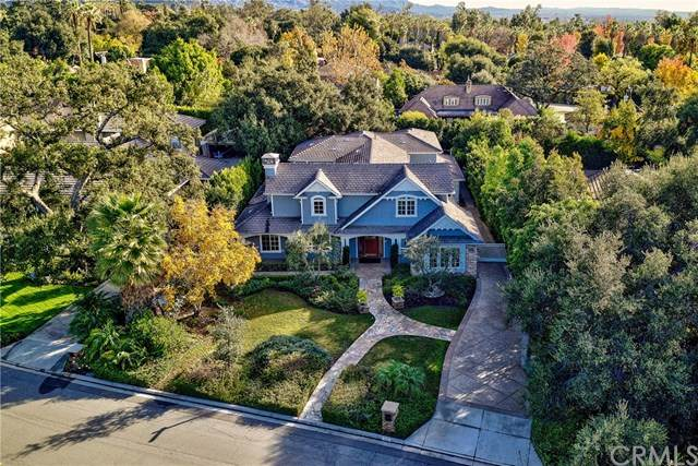 520 Vaquero Road, Arcadia, CA 91007 (#AR21010701) :: The Parsons Team