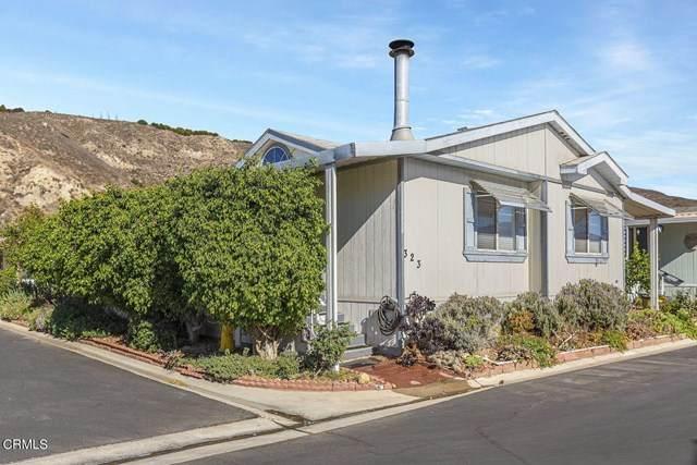 250 E Telegraph Road #323, Fillmore, CA 93015 (#V1-3505) :: Legacy 15 Real Estate Brokers