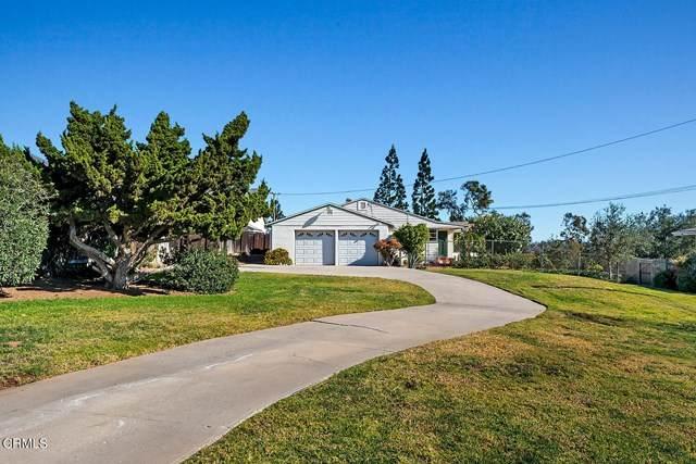 236 Alosta Drive, Camarillo, CA 93010 (#V1-3506) :: Legacy 15 Real Estate Brokers
