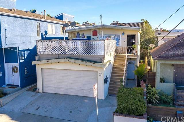 704 8th Street, Hermosa Beach, CA 90254 (#PV21012708) :: The Miller Group