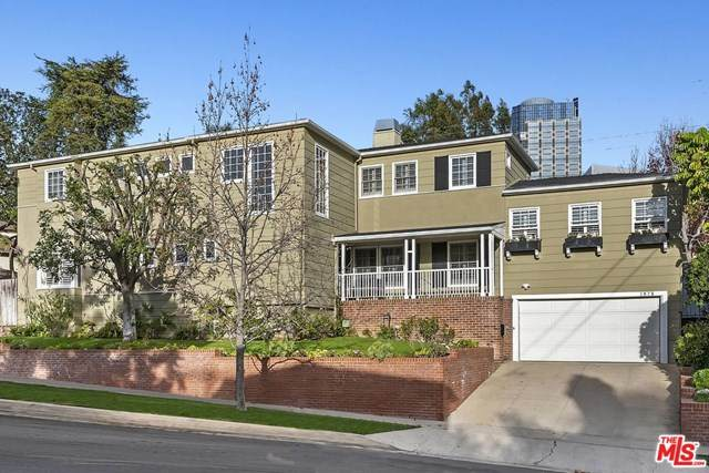 1878 Comstock Avenue, Los Angeles (City), CA 90025 (#21682072) :: Team Forss Realty Group