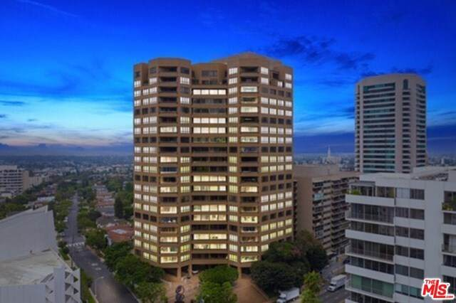 10430 Wilshire Boulevard #803, Los Angeles (City), CA 90024 (#21682554) :: The Bhagat Group