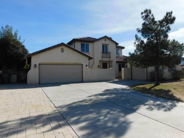 1560 Willow Place, Banning, CA 92220 (#IV21013175) :: Berkshire Hathaway HomeServices California Properties